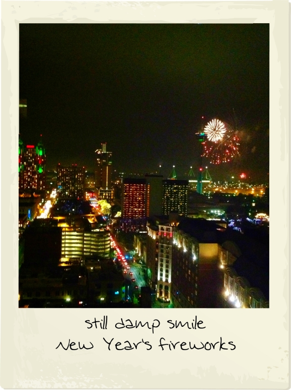 San Antonio at New Year's